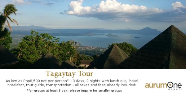 Tagaytay Tour