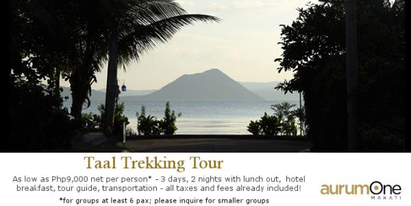 Taal Trekking Tour