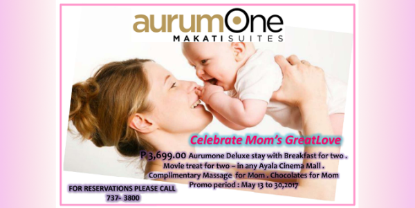 Mothers' Day Special Offer
