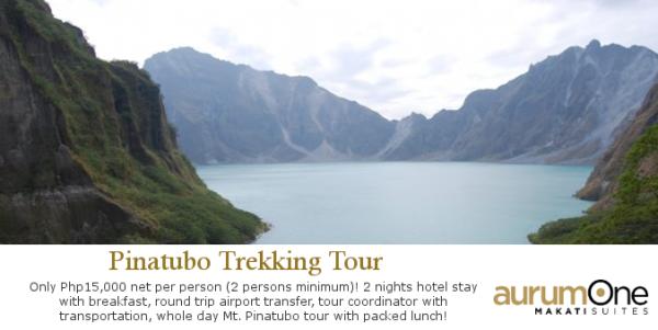 Mt. Pinatubo Trekking Tour