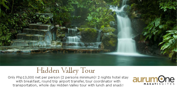 Hidden Valley Tour