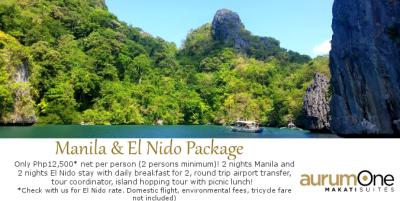 Manila & El Nido Tour