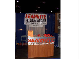Seamrite Solid Surface Seam Clamps