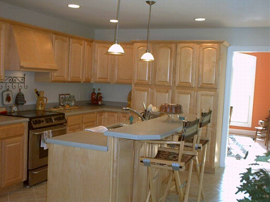 Custom Built Solid Surface Countertops