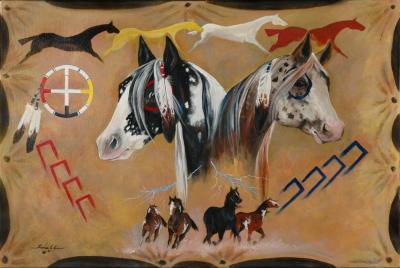 Native Ponies