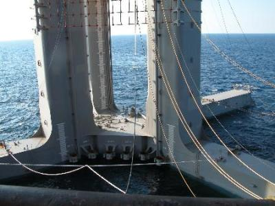 EL PASO, Prince TLP, Keppel Offshore