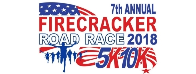 2018 7th Annual Firecracker Road Race 5K/10K/1 Mile Fun Run - Registration now OPEN!