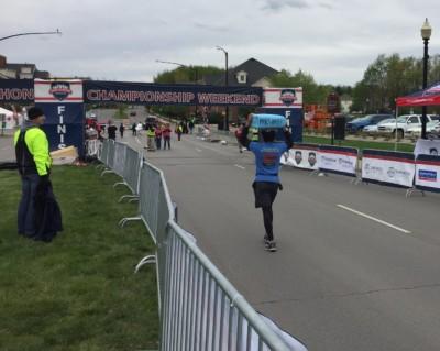 Carmel Marathon #12