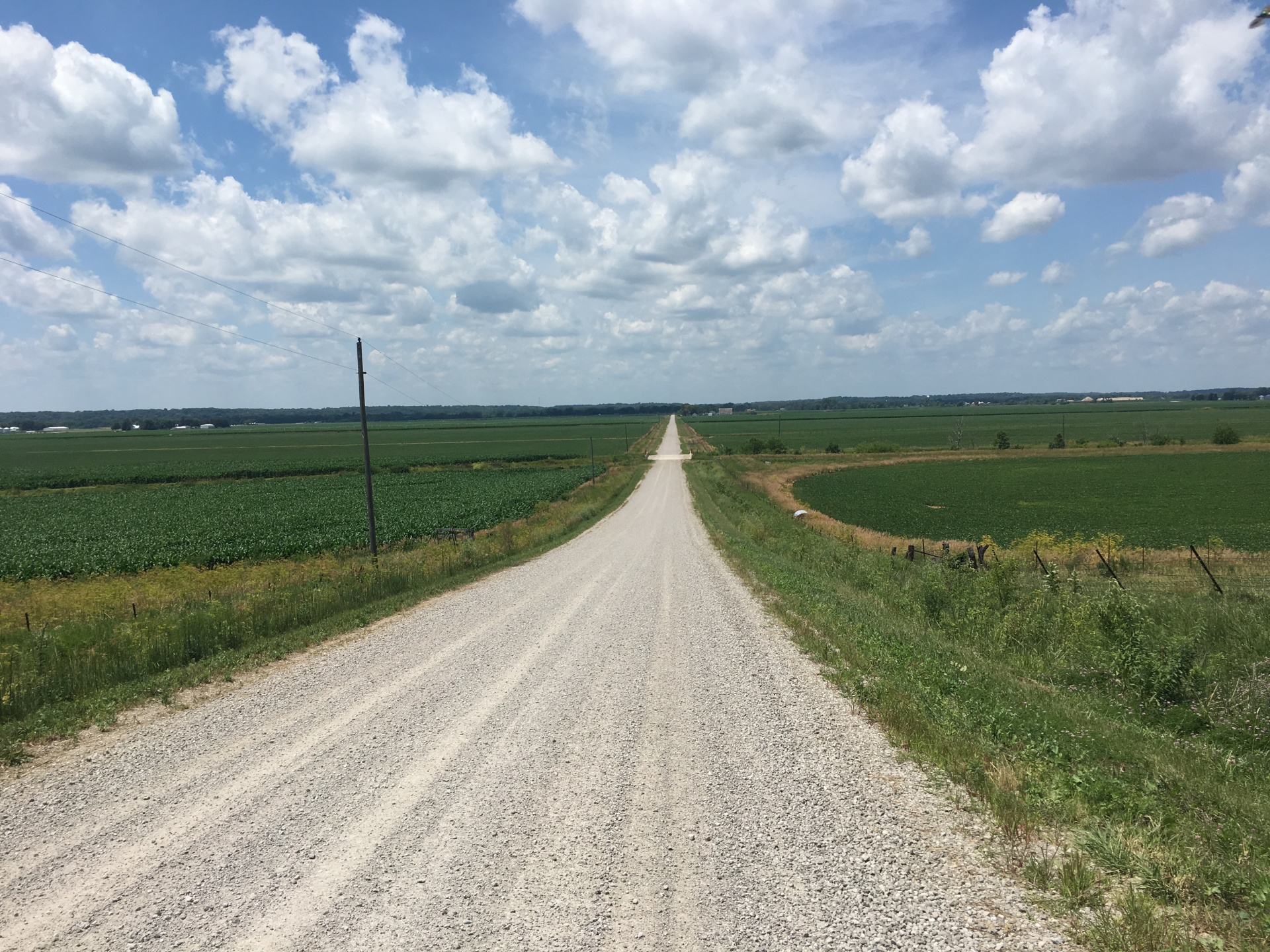 The Great Plains: Walking through Country and Corn