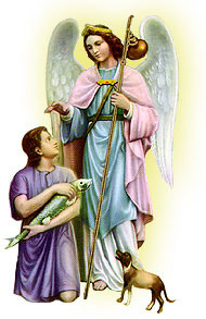 saint raphael,archangel raphael