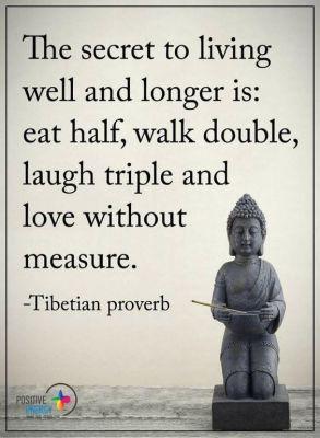 tibetian proverb