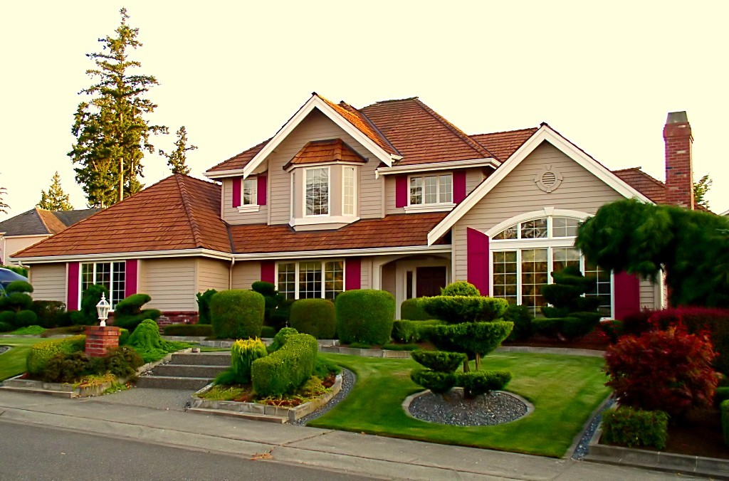 Buying A Home Curb Appeal