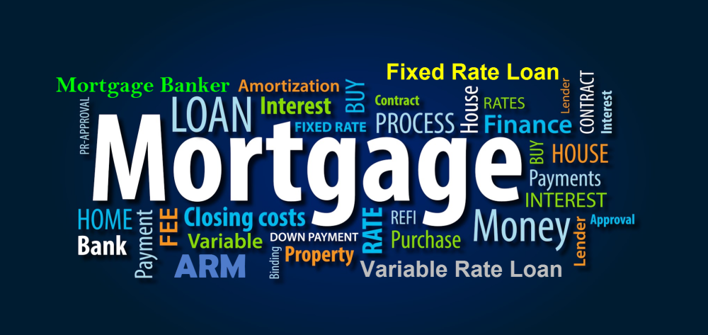 Mortgage Loan Words