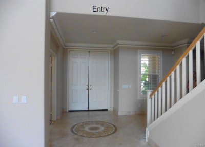 Murrieta Home For sale - Entry