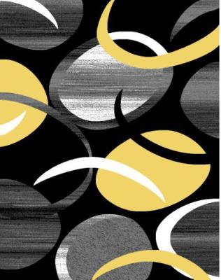 3710A Black Yellow