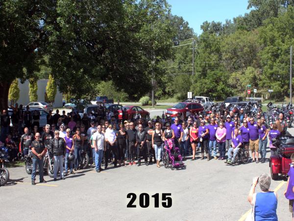 2015 2nd ANNUAL BRANTFORD RIDE