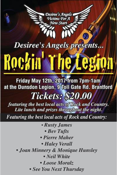Rock the Legion