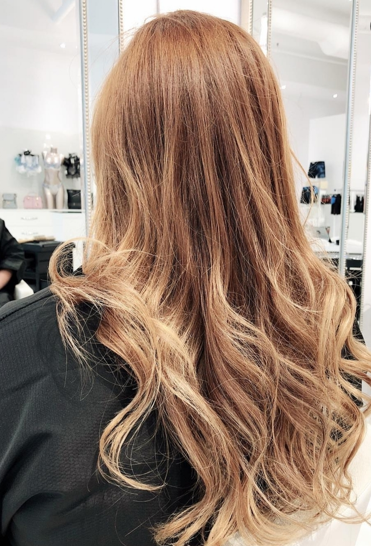 Ombre/ Caramel Blonde