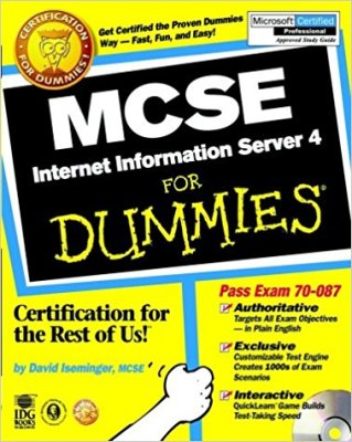 MCES IIS 4 for Dummies