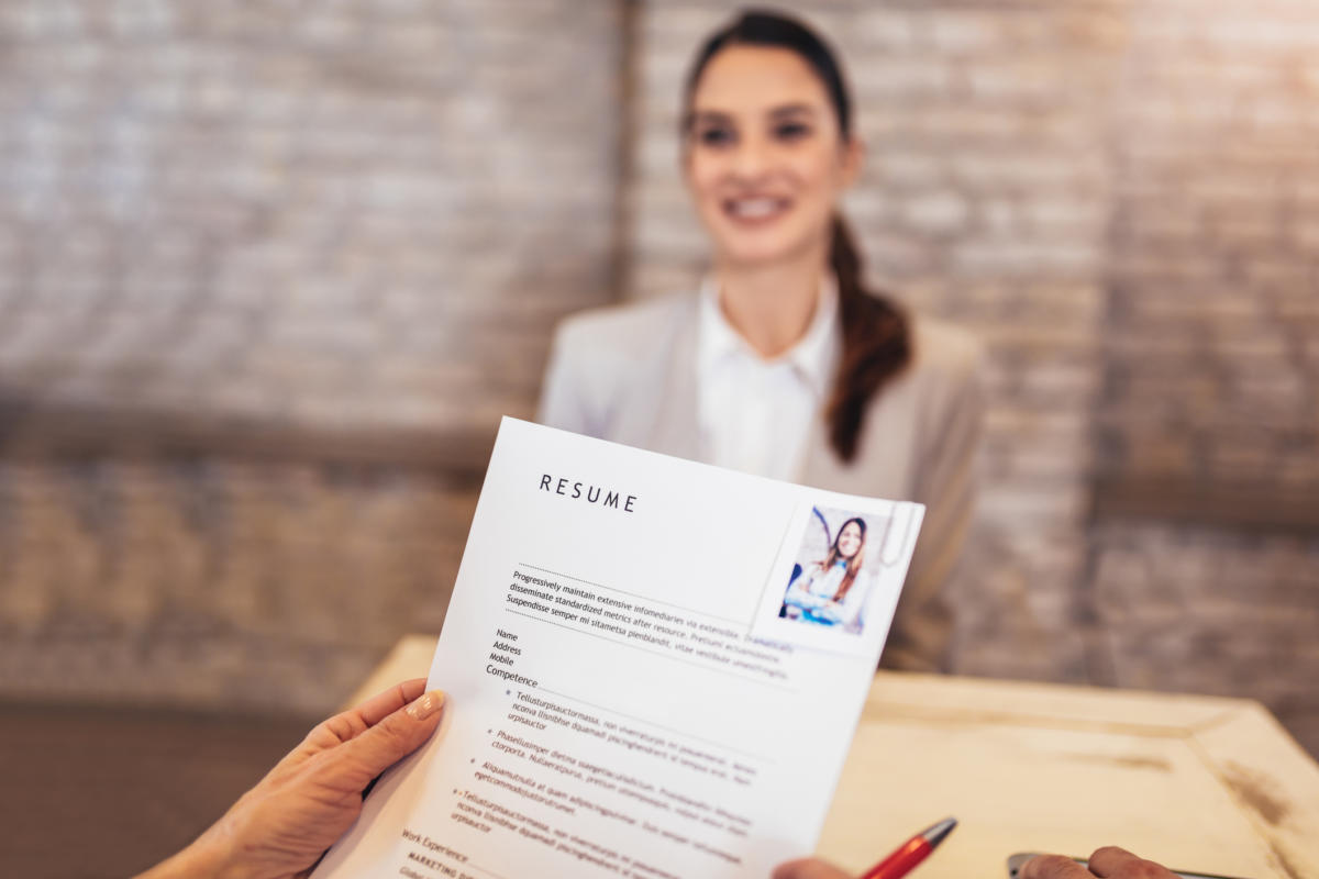 IT resume makeover: Finding the right aesthetic and format