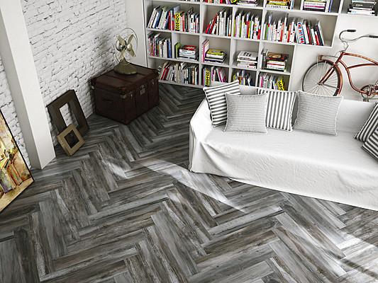 Barriques Tile Floor
