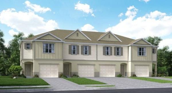 Hampton Hills Town Home Community