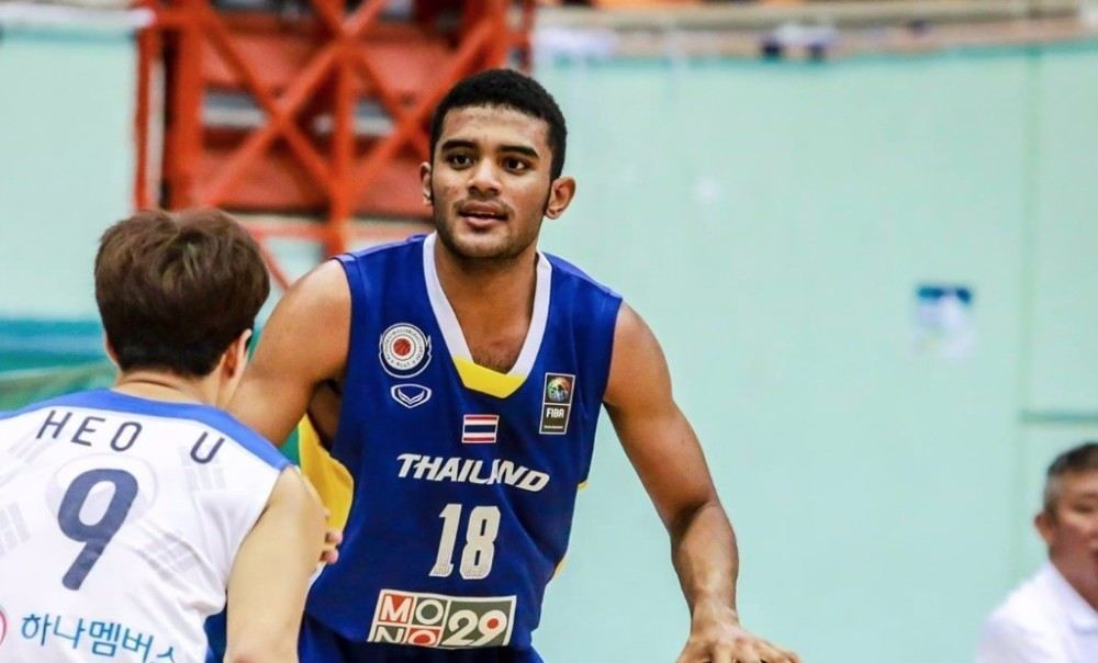 Samurai Tony Korsah-Dick selected to Thai Mens National Team