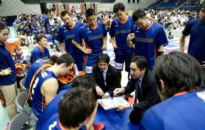 Samurai Yudai Atsumi Turns From Player to Coach