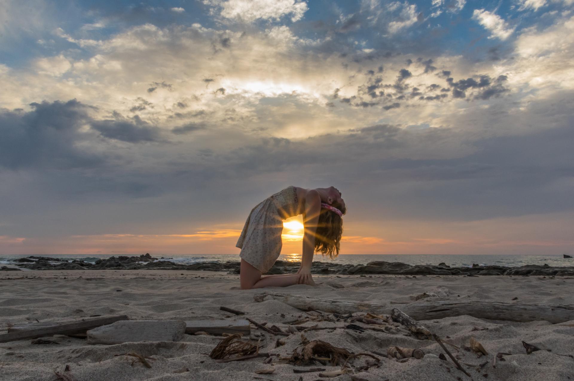 Morning Yoga ~