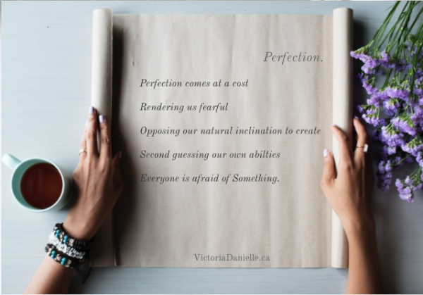 Perfection Poetry: Prose.