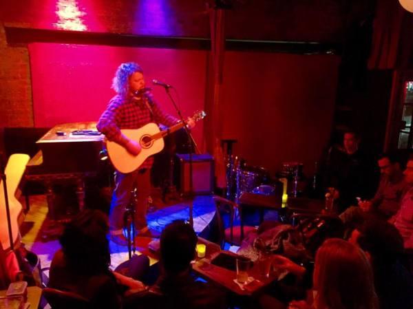 Rockwood Music Hall, NYC 12/16