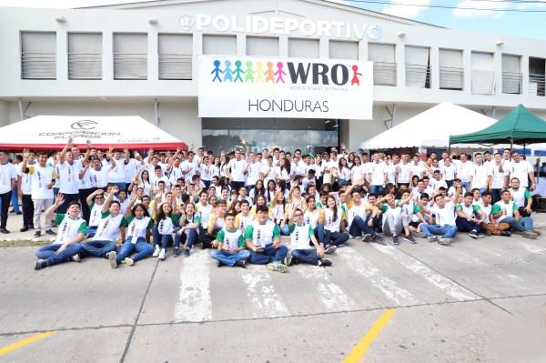 Wro Honduras 2018