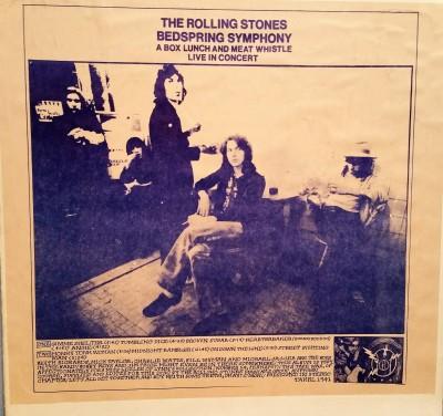 Rolling Stones Bedspring Symphony