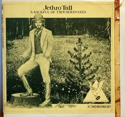 Jethro Tull  A Sackful Of Trousersnakes LP