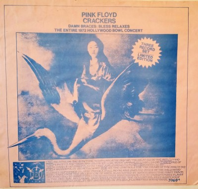 Pink Floyd Crackers booteg LP