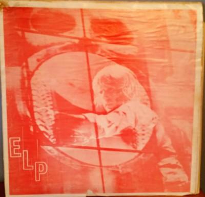 Emerson Lake & Palmer bootleg record