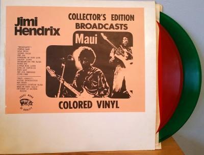 Jimi Hendrix Broadcasts Bootleg TMOQ