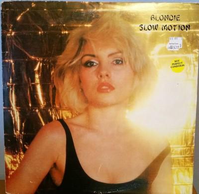 Blondie Slow Motion Bootleg