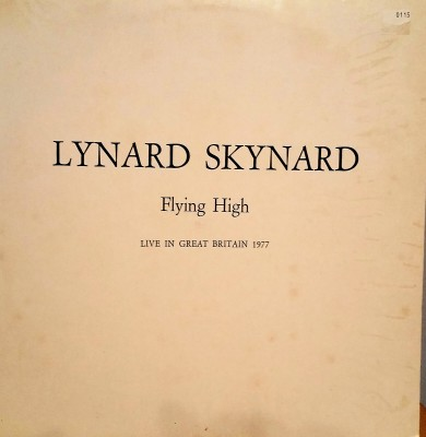 Lynyrd Skynyrd Flying High Bootleg