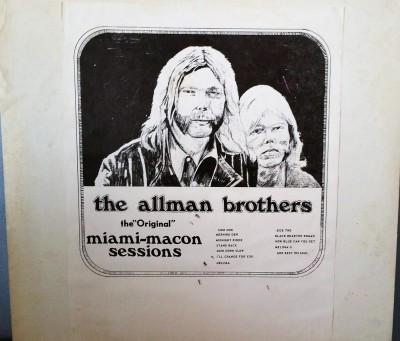 Allman Brothers Miami-Macon Sessions Bootleg
