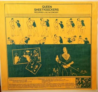 Queen Sheetkickeers