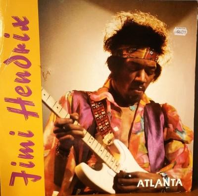Jimi Hendrix Live In Atlanta