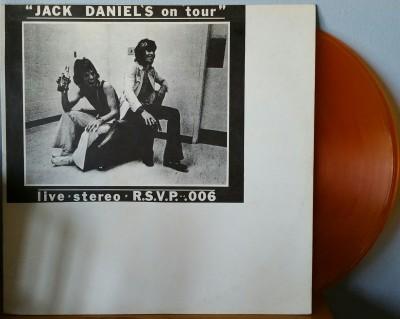 Rolling Stones Jack Daniel's On Tour