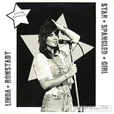 Linda Ronstadt Star Spangeled Girl