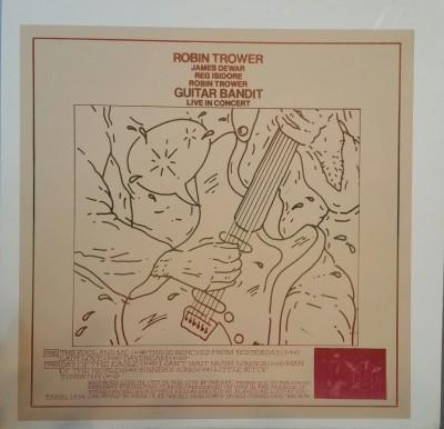 Robin Trower Guitar Bandit