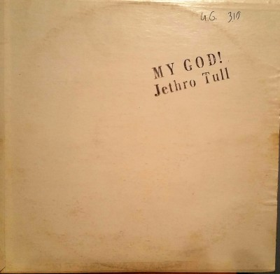 JETHRO TULL -  MY GOD!  Athapascan S-2253