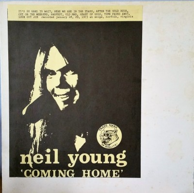 NEIL YOUNG   COMING HOME  TMOQ 73028