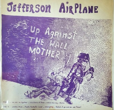 JEFFERSON AIRPLANE  UP AGAINST THE WALL  TMOQ