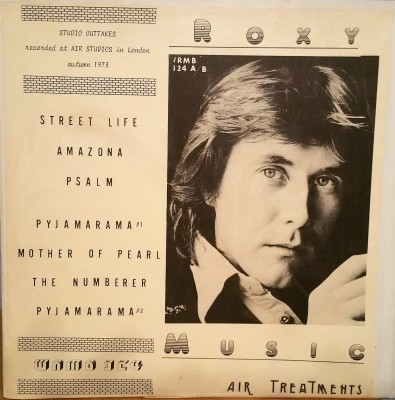 ROXY MUSIC  AIR TREATMENTS  Wizardo WRMB 324