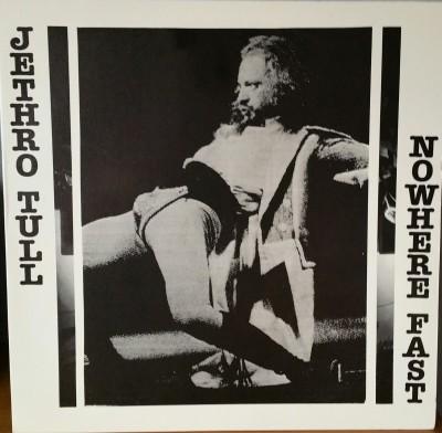 JETHRO TULL  NOWHERE FAST  Tropo 319